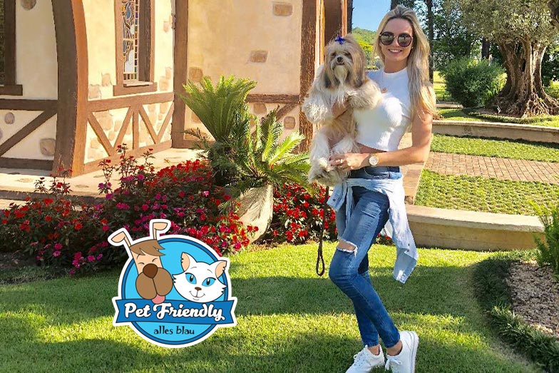 Ambiente Pet Friendly - Alles Blau Shopping a Céu Aberto